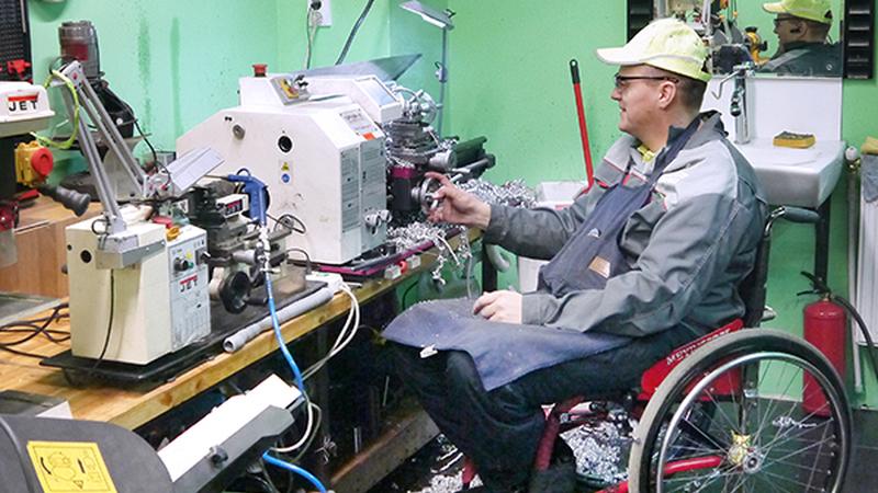 Квотирование рабочих мест для инвалидов: льготы по закону