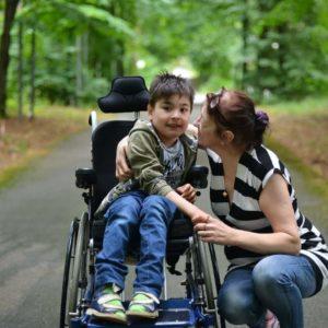 Уход за инвалидом детства