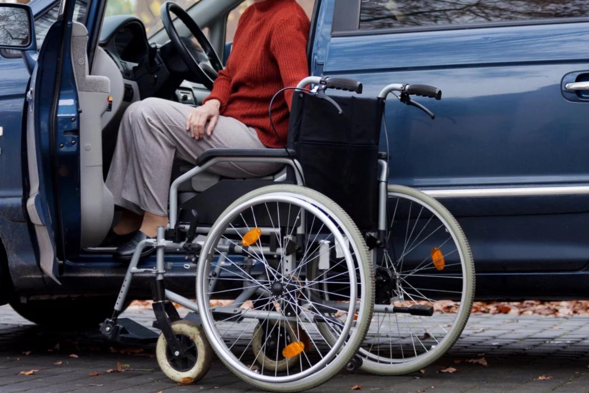 Правила дорожного движения для инвалидов. ПДД, знаки, льготы