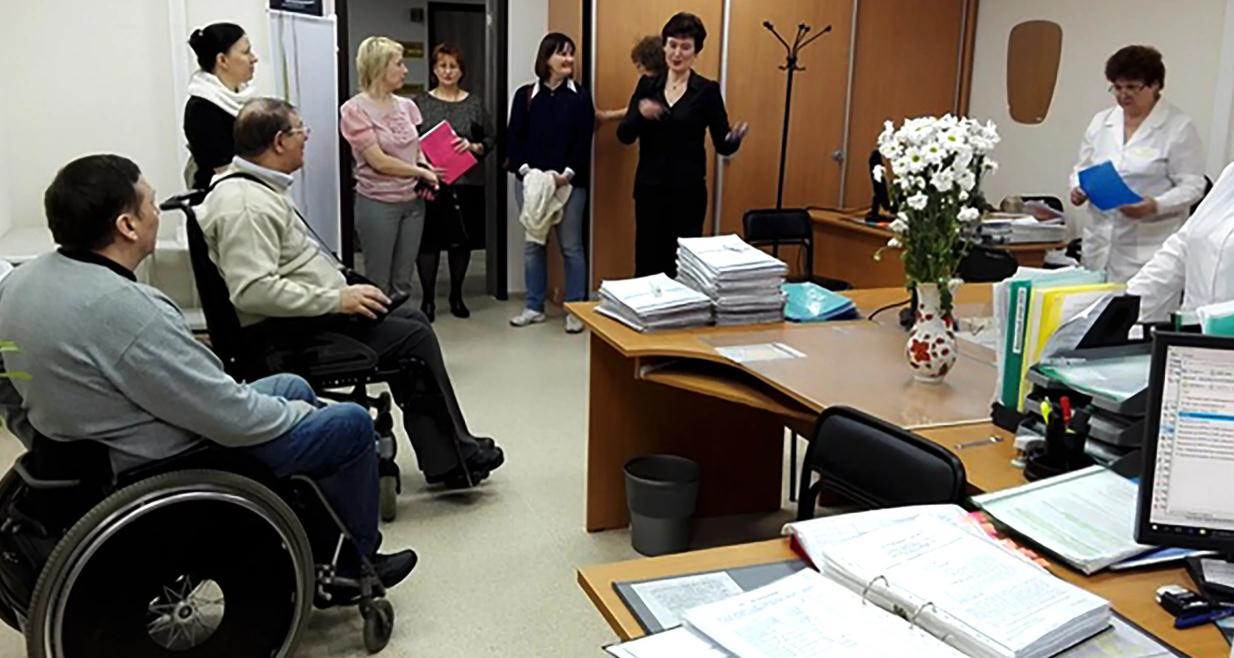 Закон позволяет пригласить независимого эксперта на медосмотр МСЭ при решении вопроса о присвоении статуса инвалида