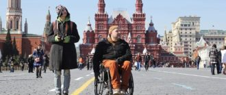 Полный список льгот для инвалидов в Москве в 2020-21 году