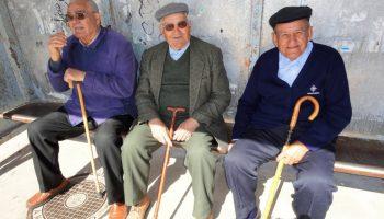 Старение населения - бич мировой экономики