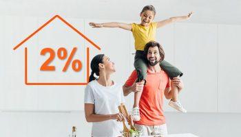 Почти даром: ипотека в России под 2%, кто сможет воспользоваться?