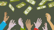 Россияне хотят безусловный базовый доход в 30 тысяч рублей в месяц