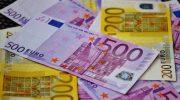 Курс евро впервые опустился ниже 86 рублей с августа 2020 года