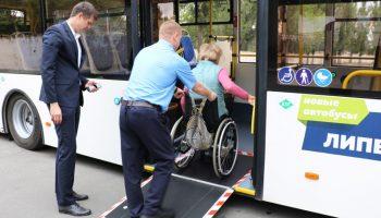 Минтранс и Минтруд разработали требования к общественному транспорту, касающиеся перевозки инвалидов