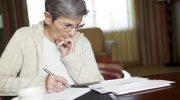 Заявление на накопительную часть пенсии: образец, инструкция по написанию