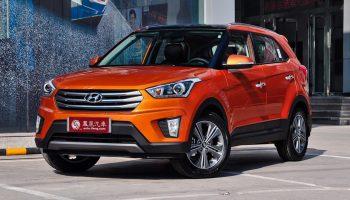 Hyundai проводит конкурс для знатоков нового кроссовера Creta